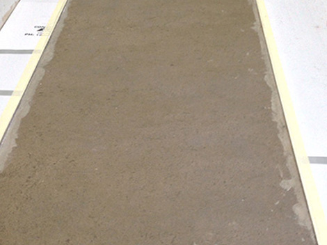 Self Levelling to Tiles